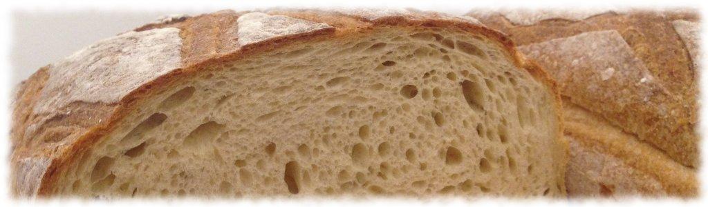 Русский пшеничный хлеб из опарного теста
