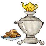 Иконка к выпечке к чаю