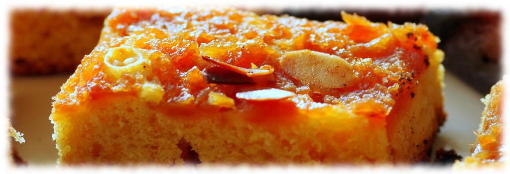 Домашний тыквенный торт
