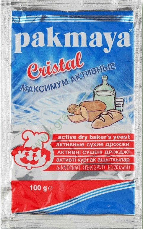 Дрожжи Pakmaya Cristal