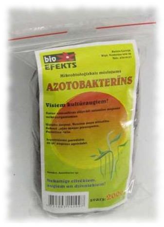 Биоудобрение Азотобактерин