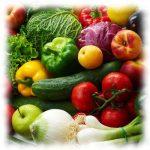 Иконка овощные растения
